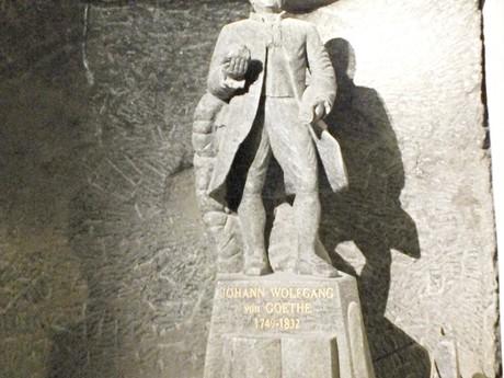 J. W. Goethe, komora Weimar (Wieliczka)