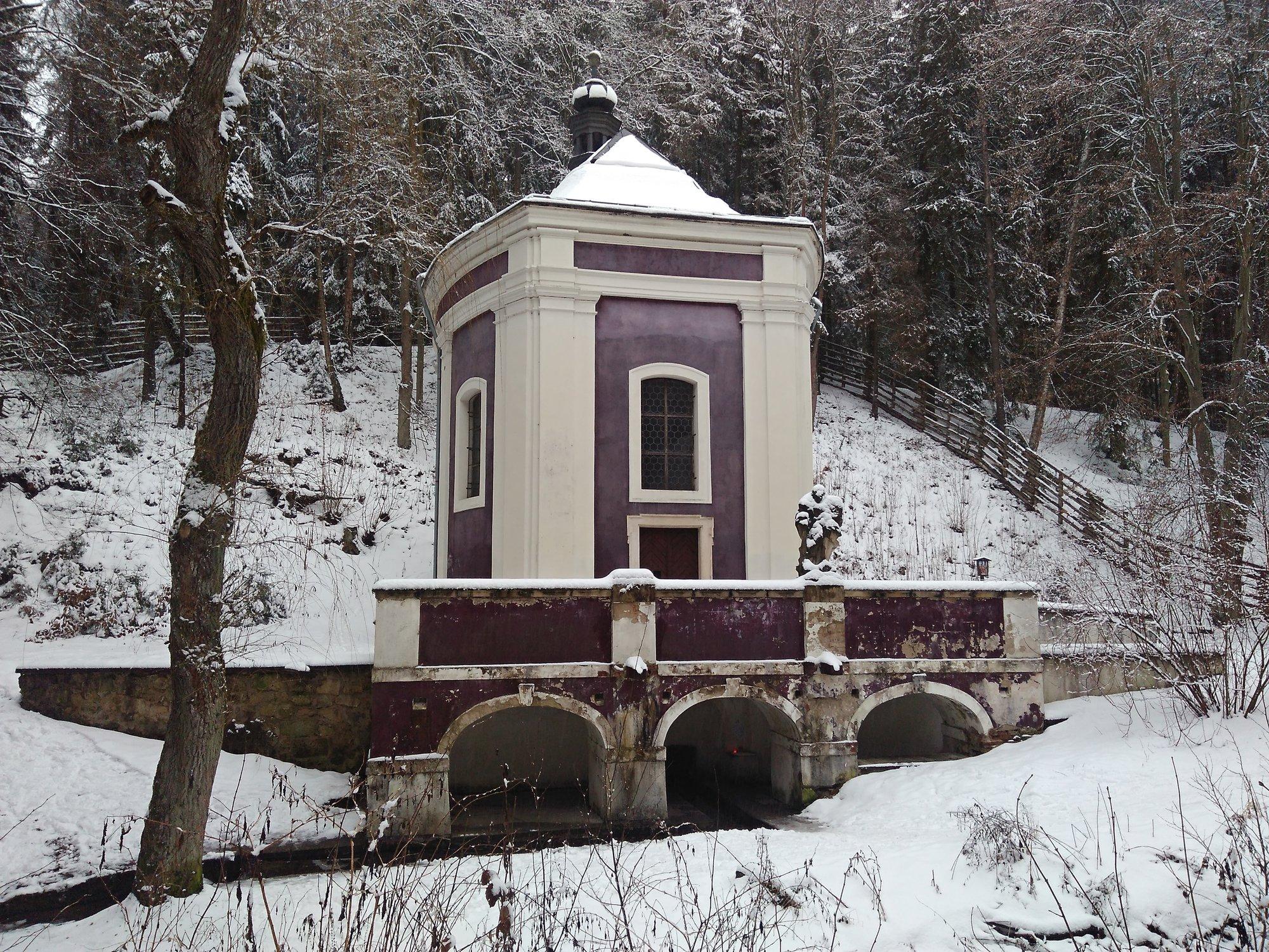 Kaple svatého Stafina