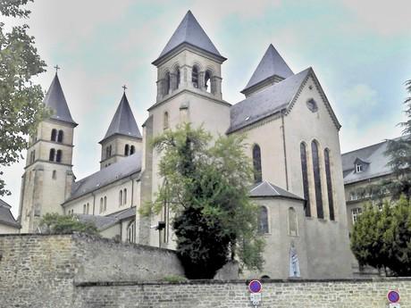 базилика Аббатства Св. Виллиброрда