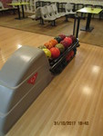 bowling in Academic Hotel