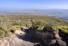 восхождение на вулкан