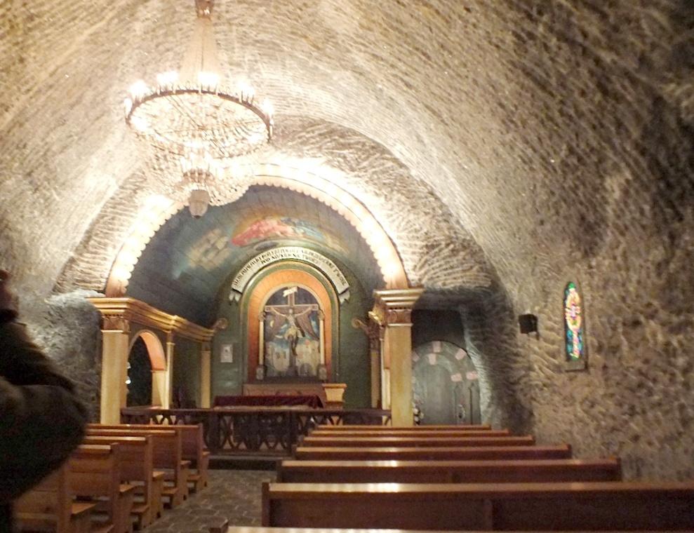 St John's Chapel (Wieliczka)