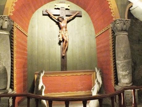 kaplnka sv. Kríža (Wieliczka)
