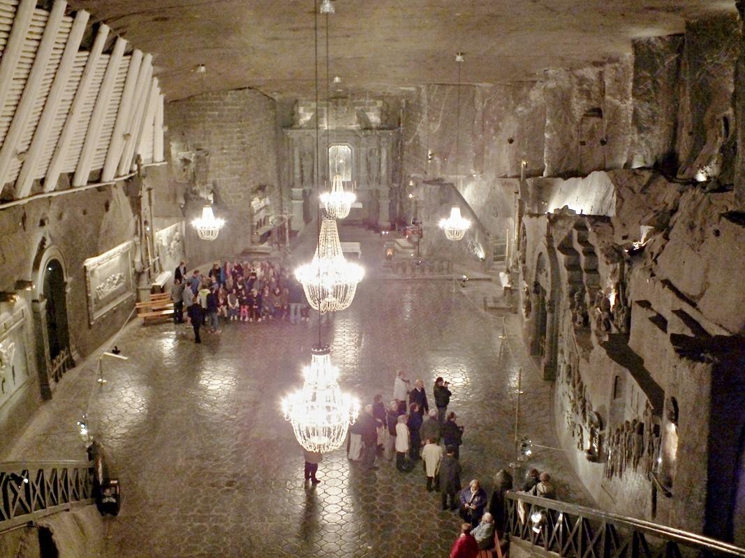 kaplička sv. Kingy (Wieliczka)