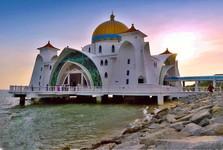 mešita Melaka