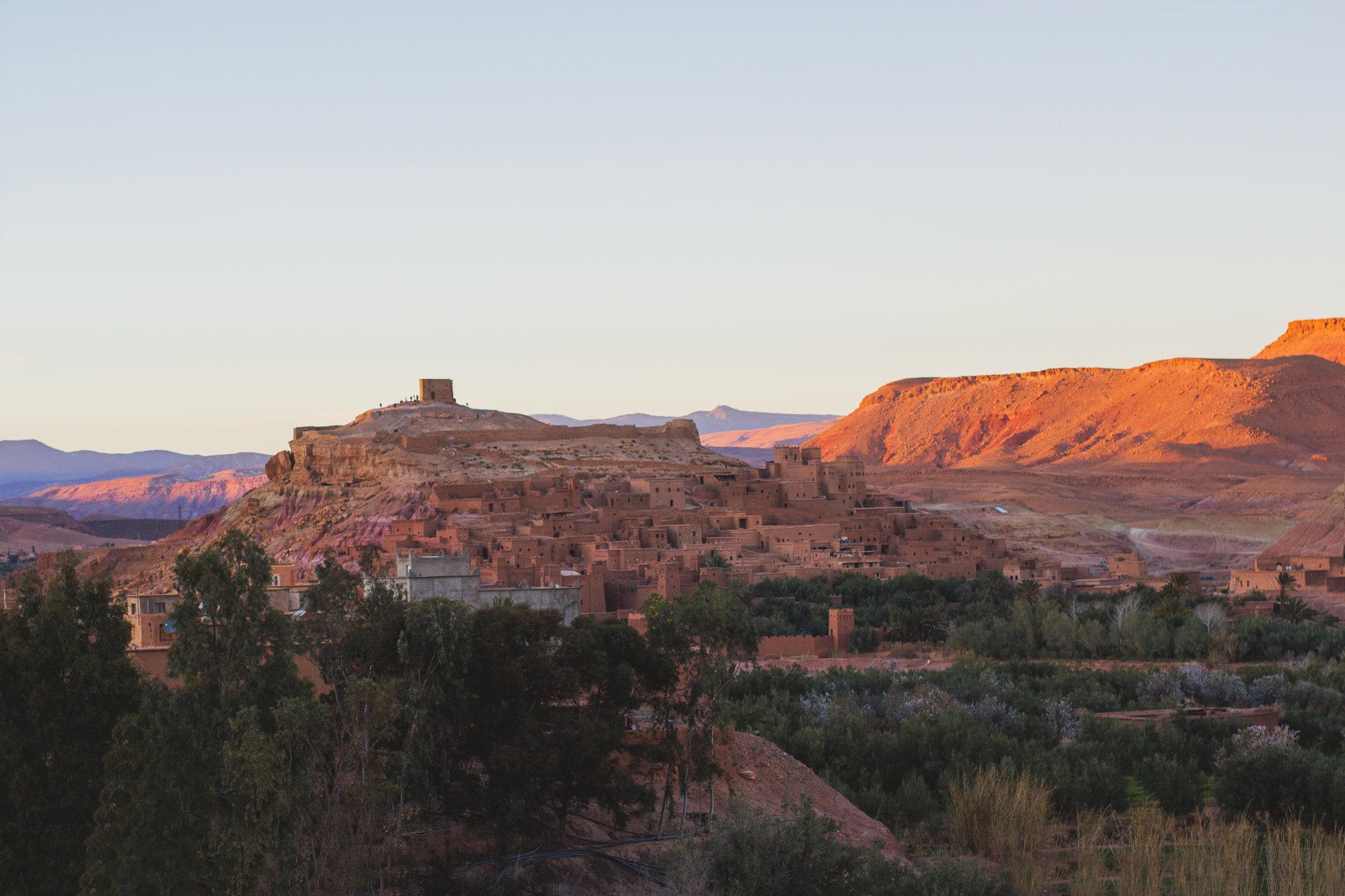 skalnaté hory datovania