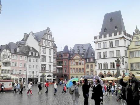 Trier - historické centrum
