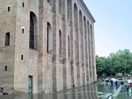 Trier - Aula Palatina