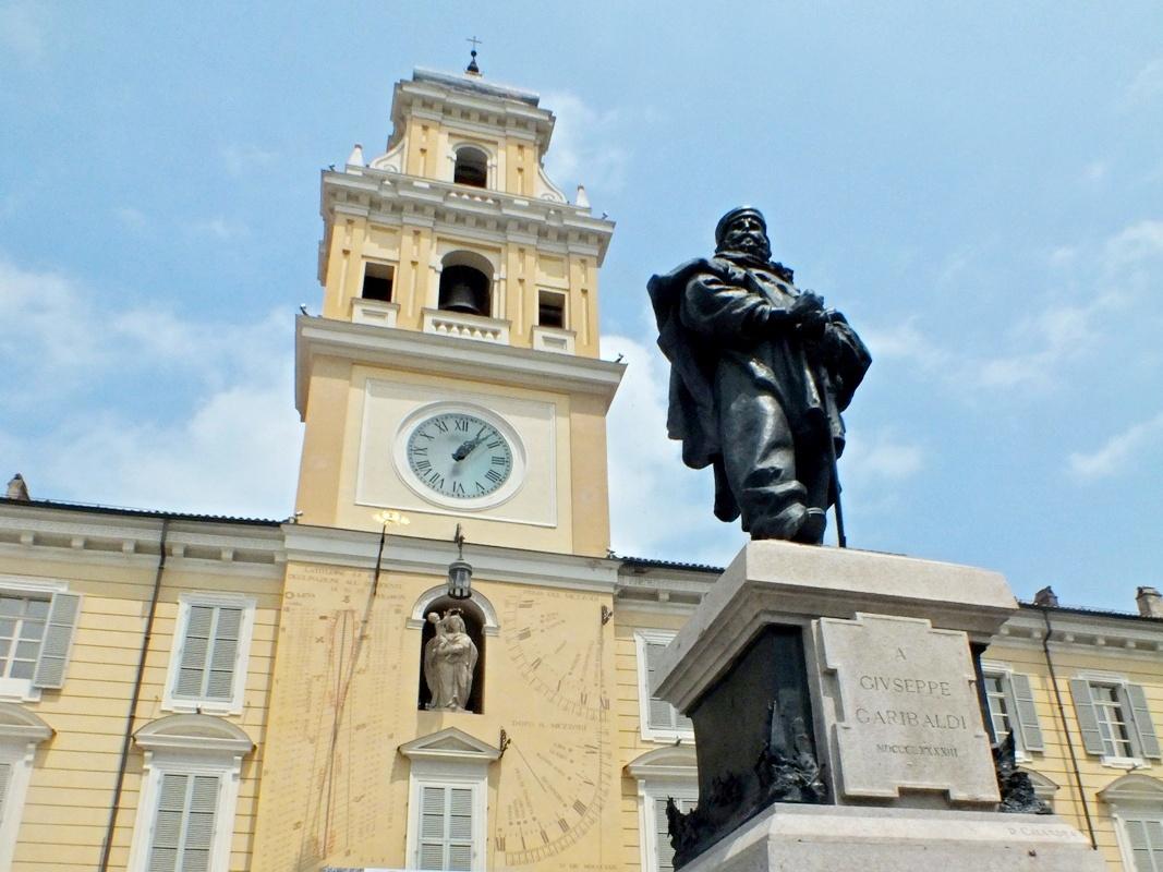 Piazza Giuseppe Garibaldi (Парма)