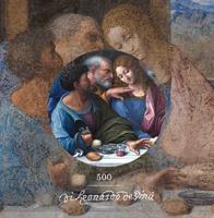 Rekonštrukcia Leonardovej Poslednej večere očami  Stana Lajdu