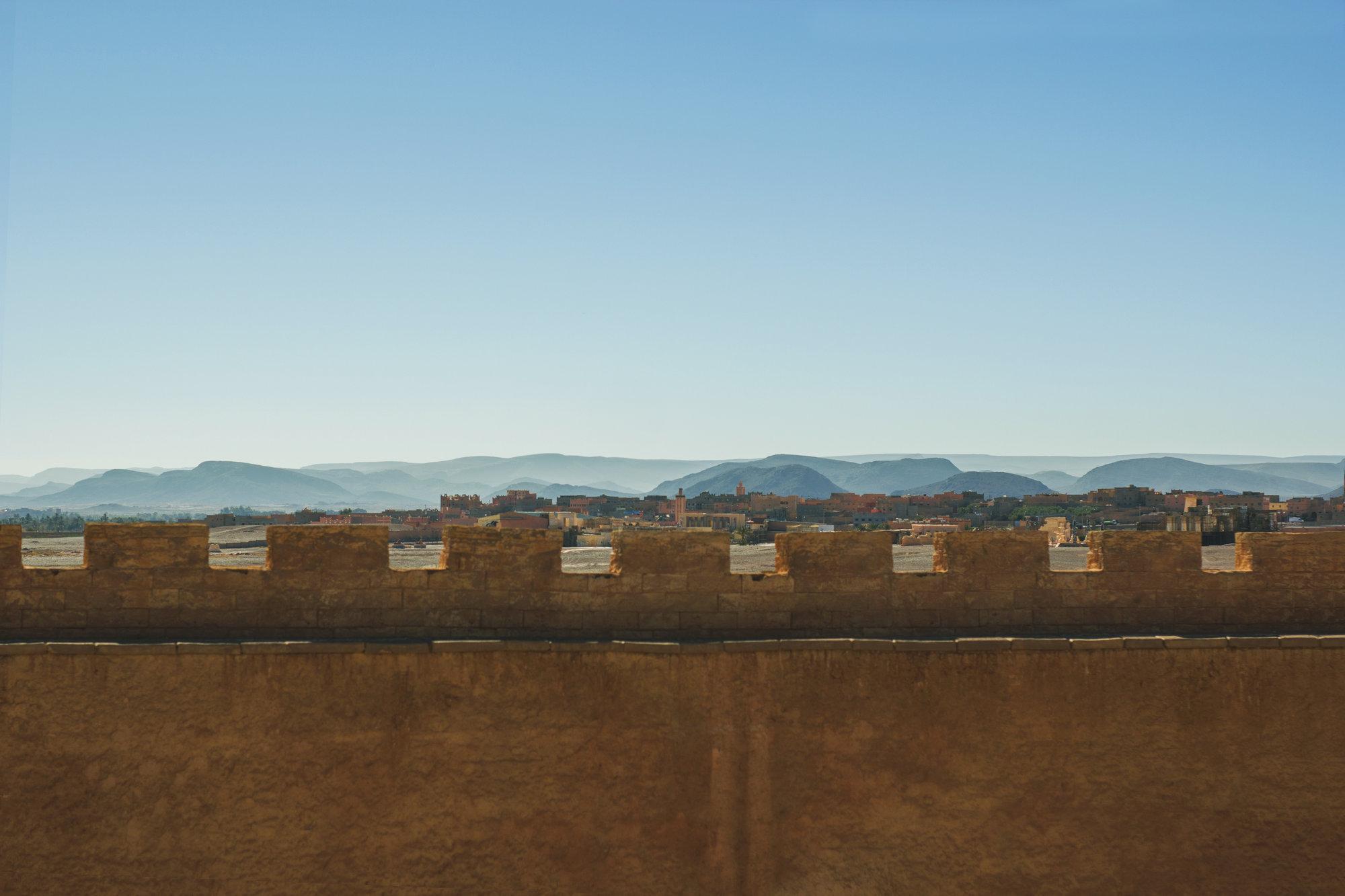 město Ouarzazate