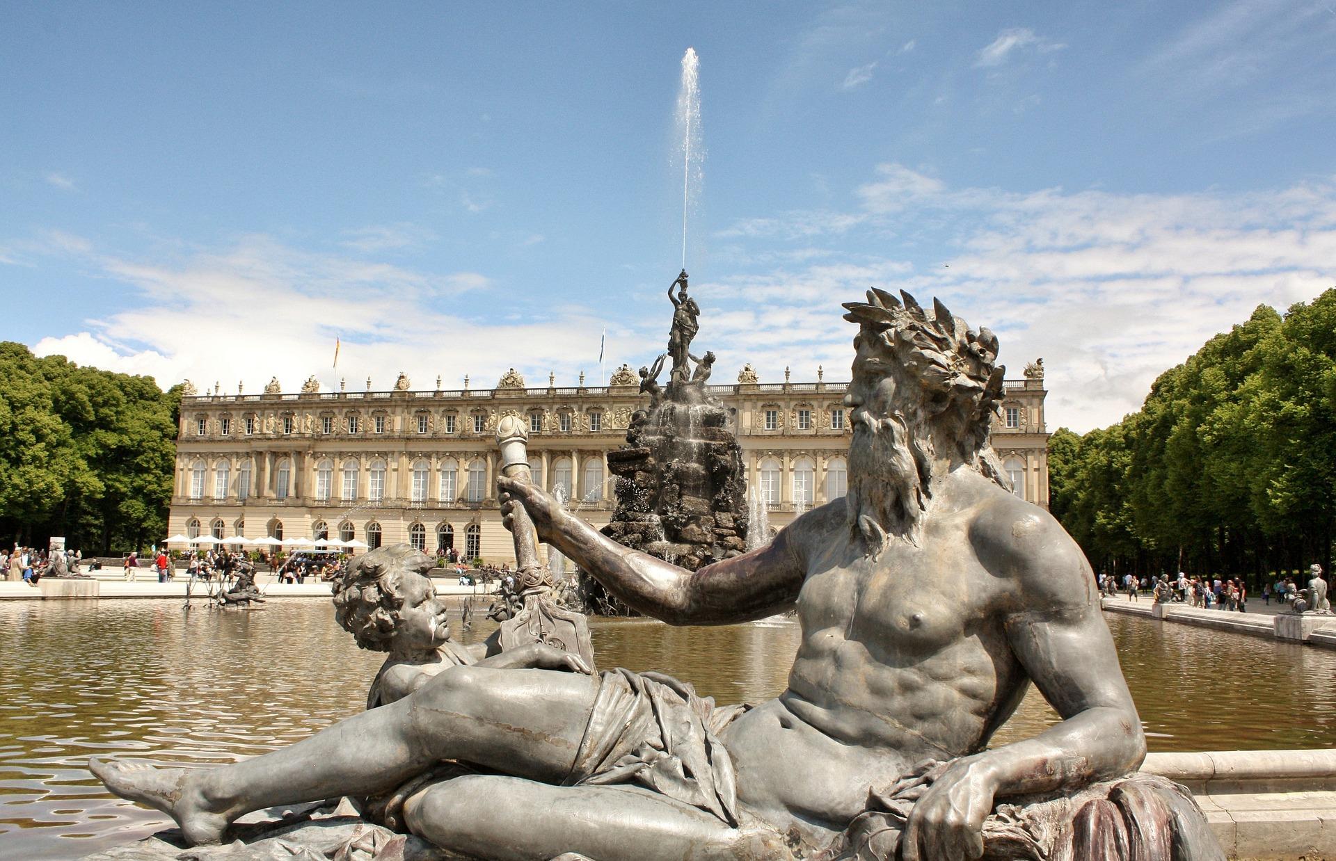 bavorské Versailles