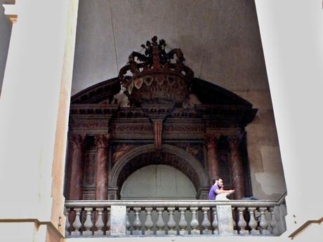 Teatro Farnese, Palazzo della Pilotto (Parma)