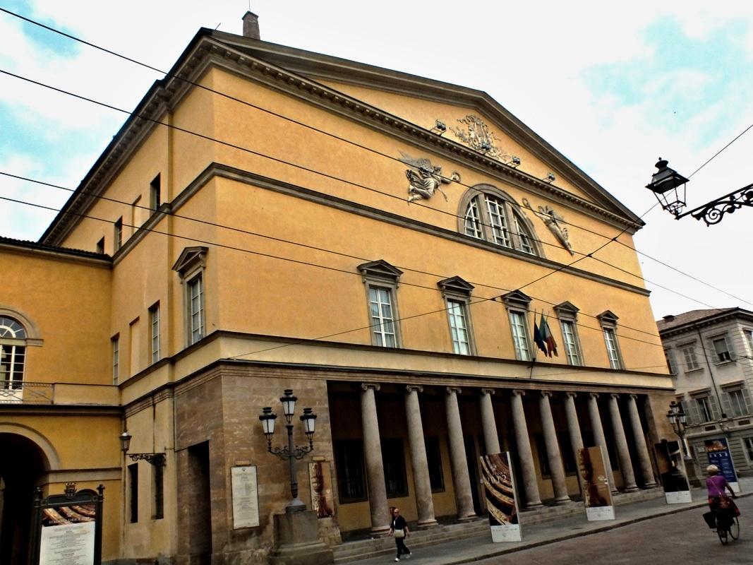 Theatro Regio di Parma (Parma)