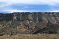 okraj údolí Ourika
