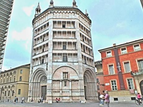Baptisterio (Parma)