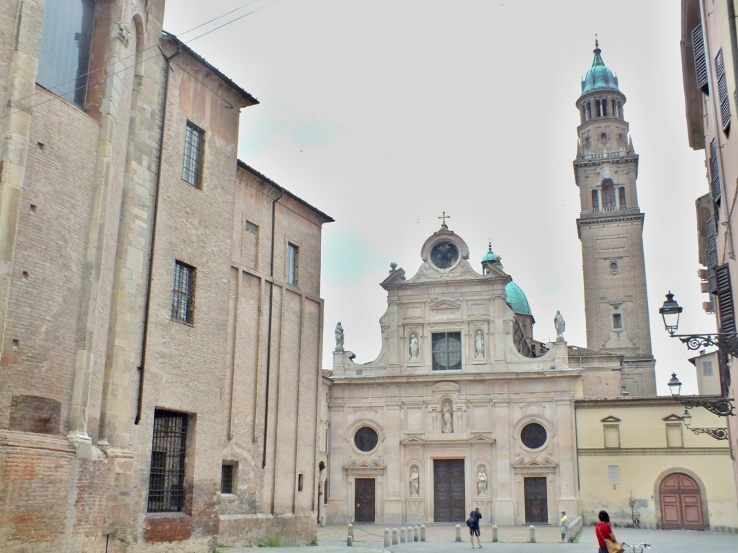 kostel sv. Jana Evangelisty (Parma)