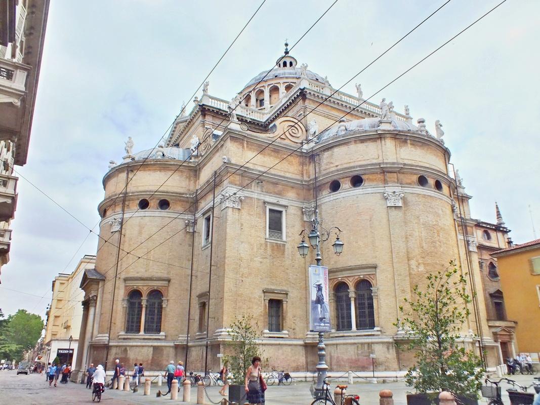 kostel Santa Maria della Steccata (Parma)