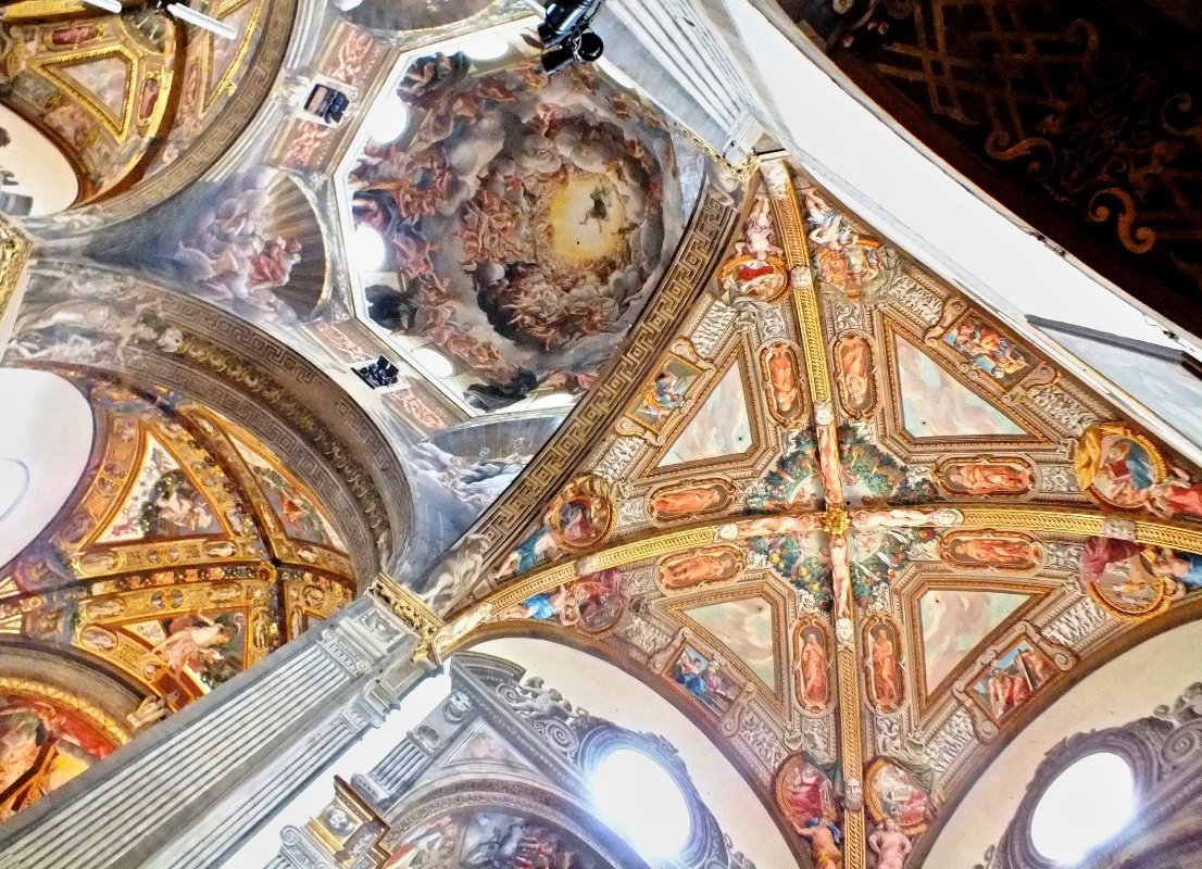 Nanebevzetí Panny Marie, Duomo (Parma)