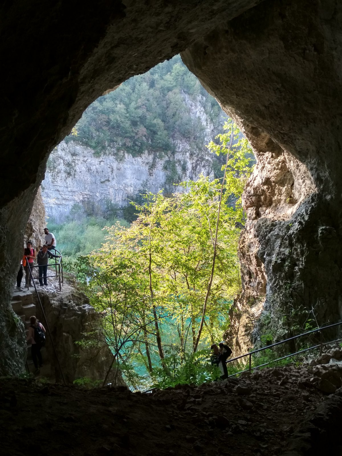 пещера, которая скрывала в фильме сокровище