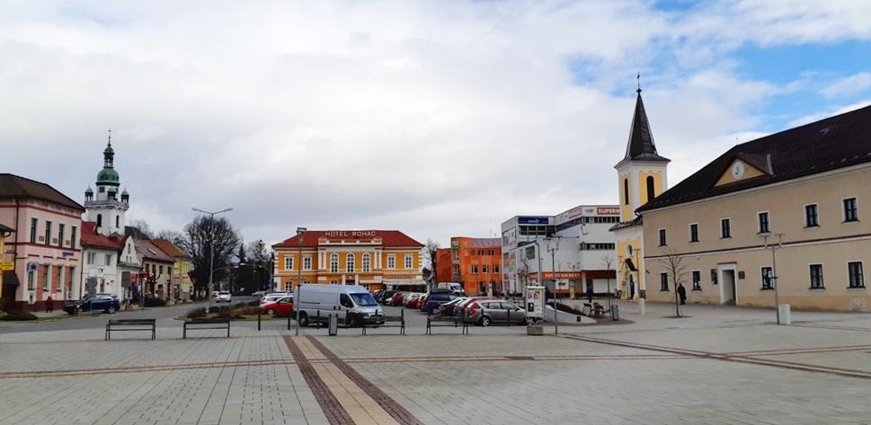 Milan Rastislav Stefanik square