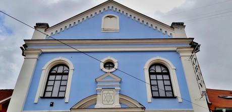 Židovská synagóga