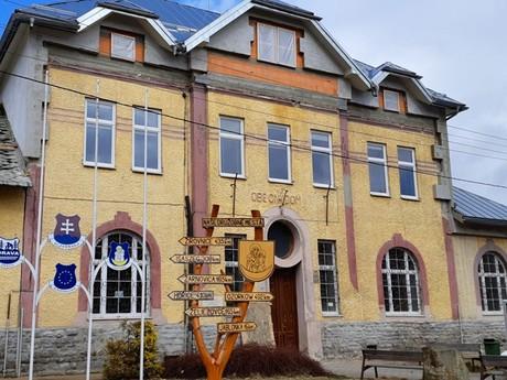 Obecný dom - Mestský úrad