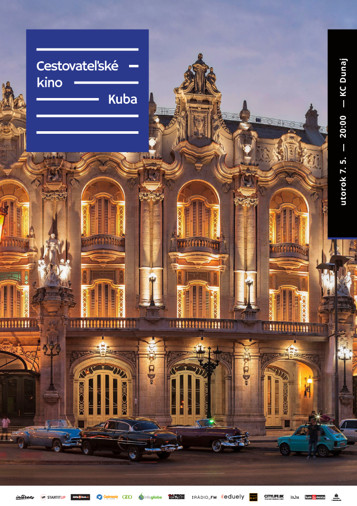 Cestovateľské kino - Kuba