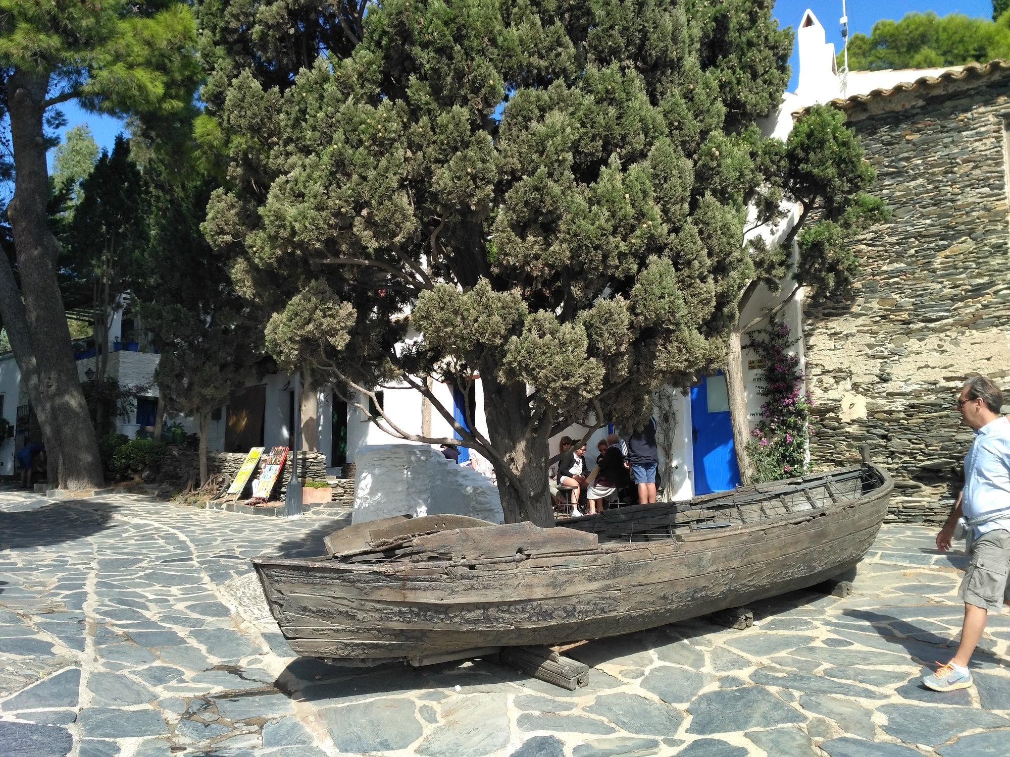 Dalího dům v Cadaqués