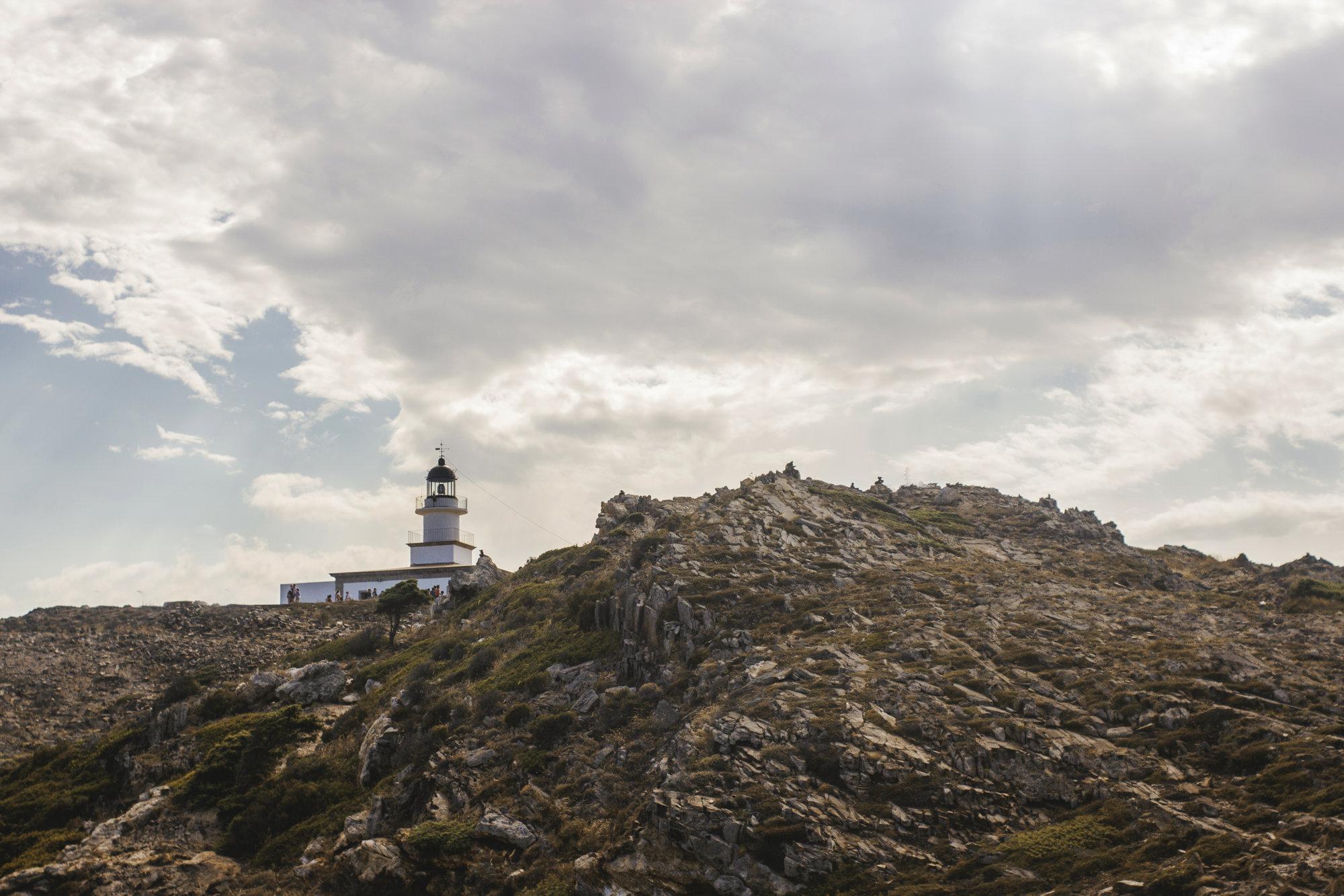 maják na Cap de Creus