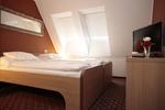 HOTEL Berchtold ubytování - standardní pokoj