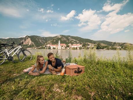 Dunajská cyklotrasa, EuroVelo 6 - (c) Donau Niederösterreich / Andreas Hofer