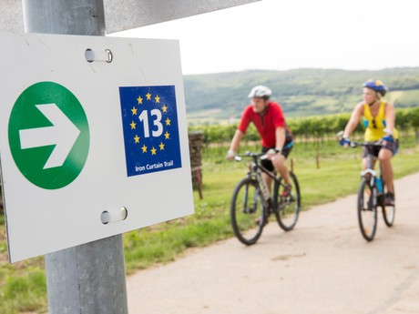 Iron Curtain Trail (EuroVelo 13) - (c) Weinviertel Tourismus / Bartl