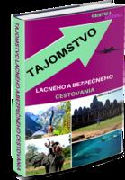 E-book – Tajomstvo lacného a bezpečného cestovania