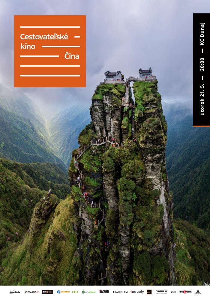 Cestovateľské kino - Čína