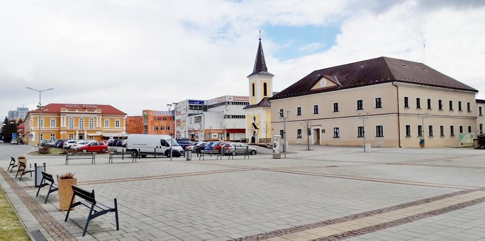 náměstí Milana Rastislava Štefánika