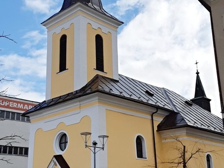 kostol sv. Juraja (Trstená)