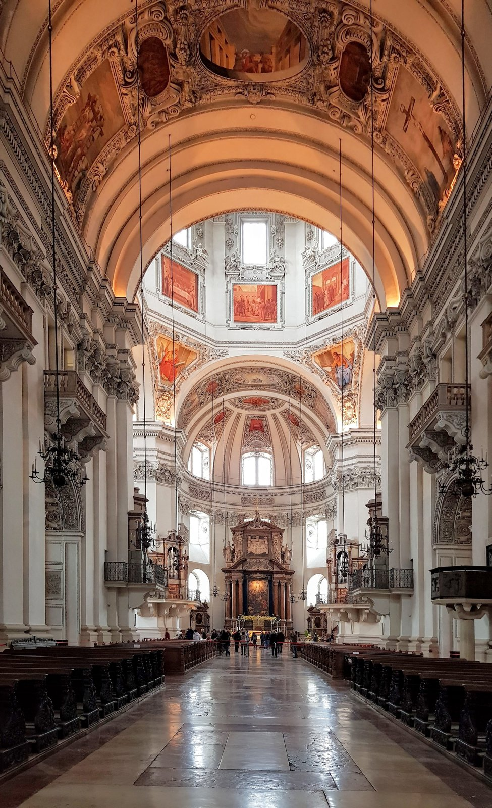 Salzburský dóm
