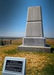 památník Little Big Horn