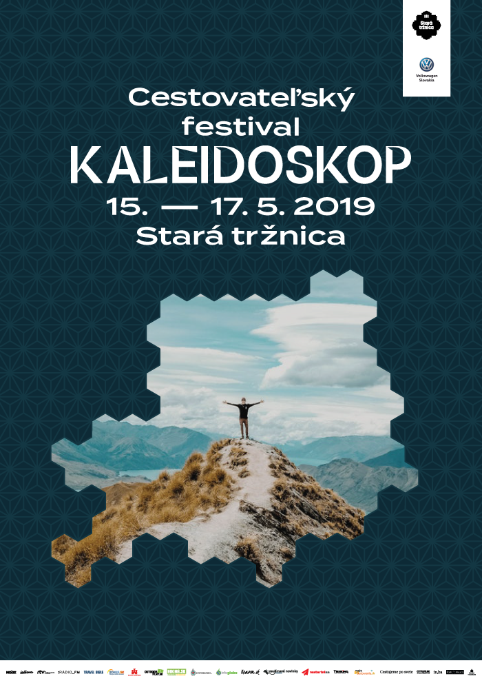 cestovateľský festival Kaleidoskop