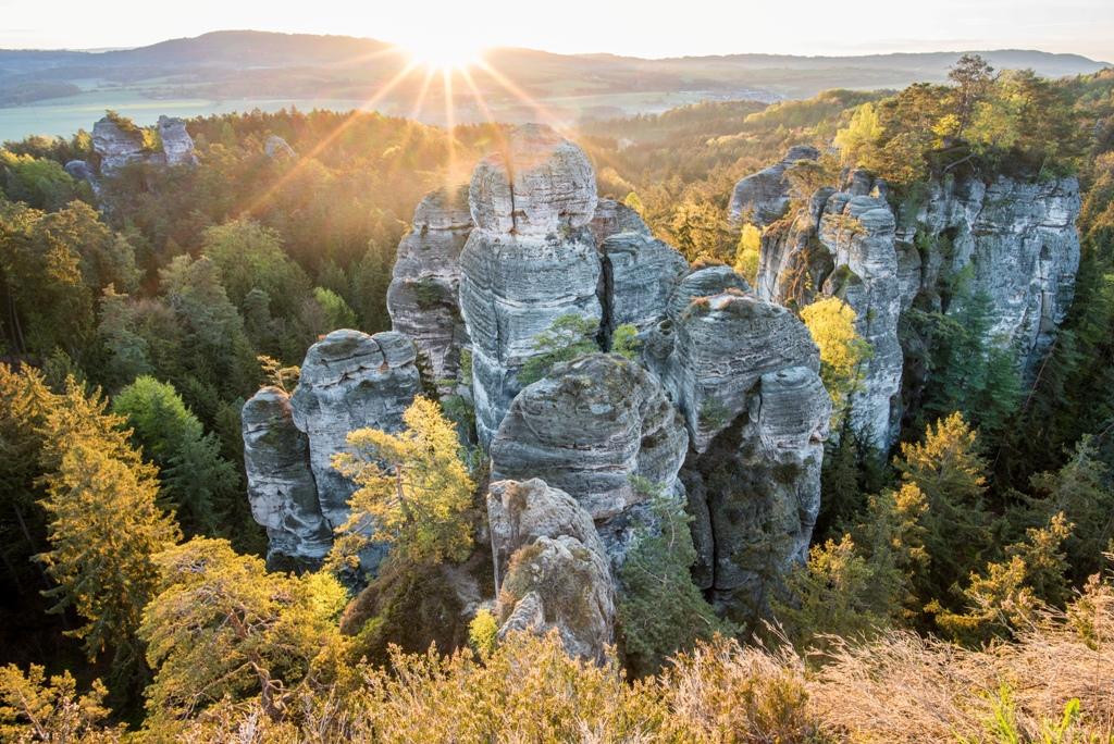 Чешский Рай, Либерецкий край, (c) liberecky-kraj.cz