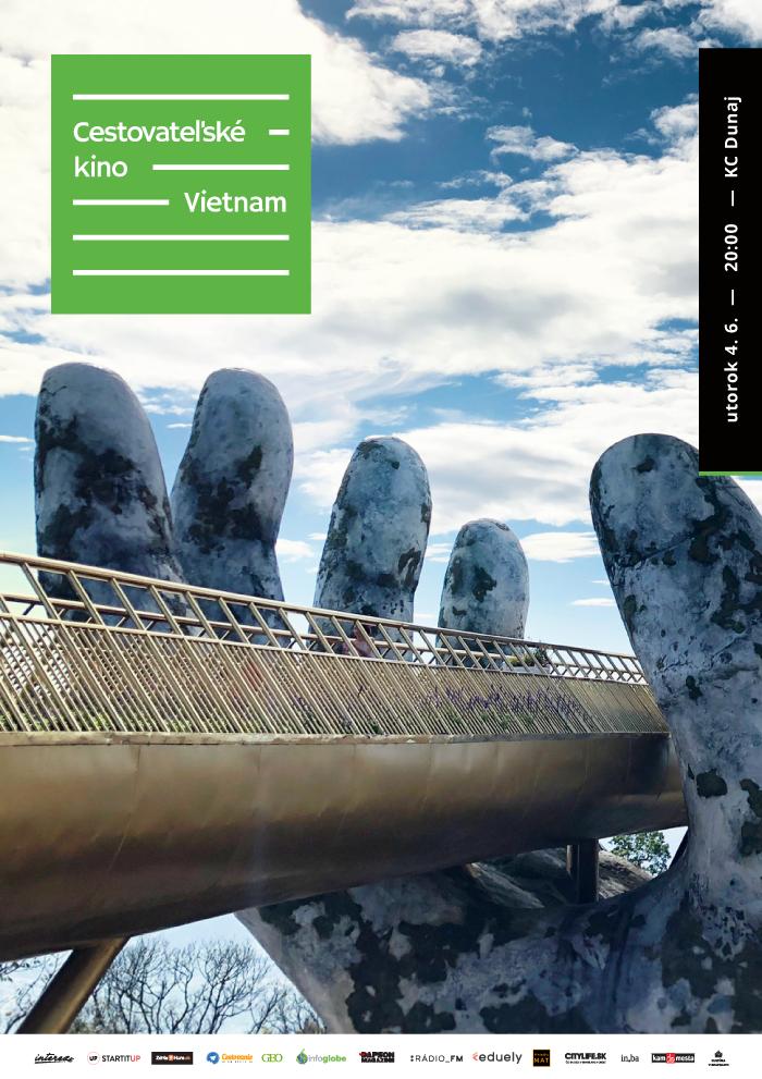 Cestovateľské kino - Vietnam