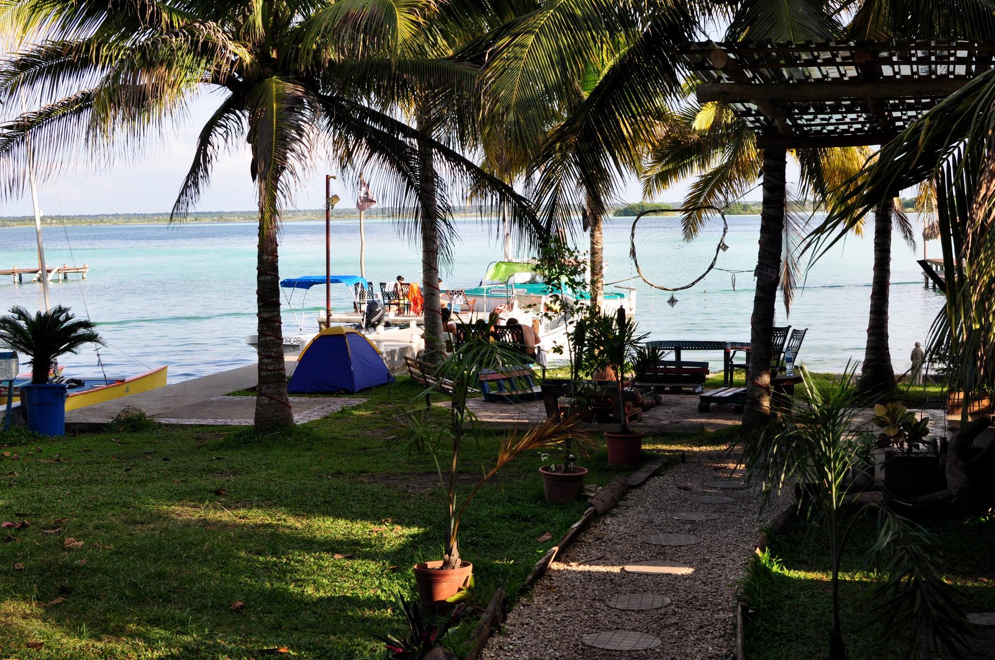 hostel u jezera