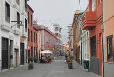 ulice Calle Nuñez de la Peña
