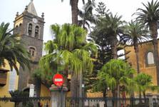 bývalý klášter San Agustín