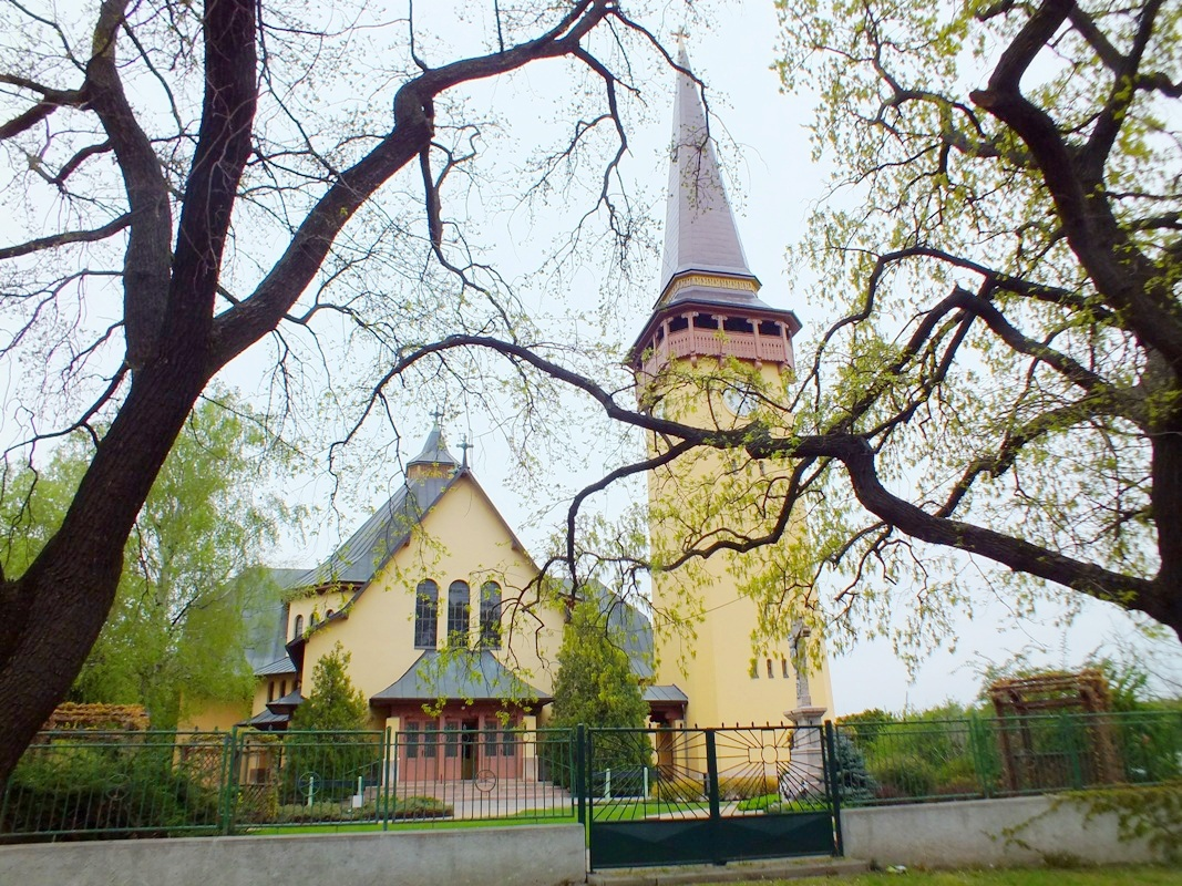 kostel sv. Ladislava (Hurbanovo)