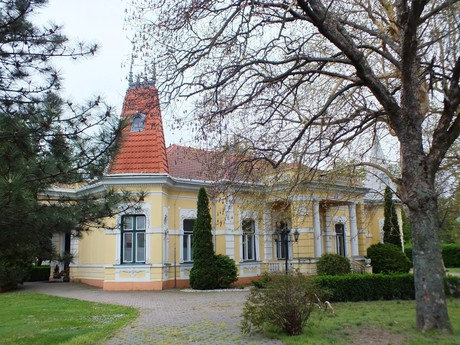 Steiner chateau (Hurbanovo)
