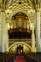 organ v kostole Panny Márie
