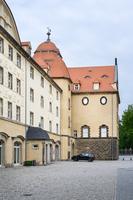 замок Зонненштайн