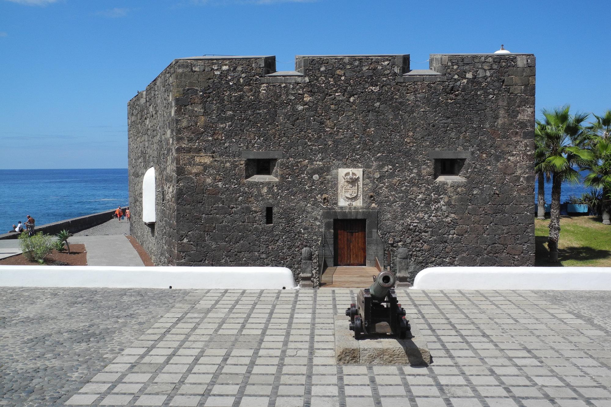 pevnost Castillo San Felipe